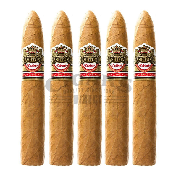 Load image into Gallery viewer, Ashton Cabinet Series Belicoso 5 Pack
