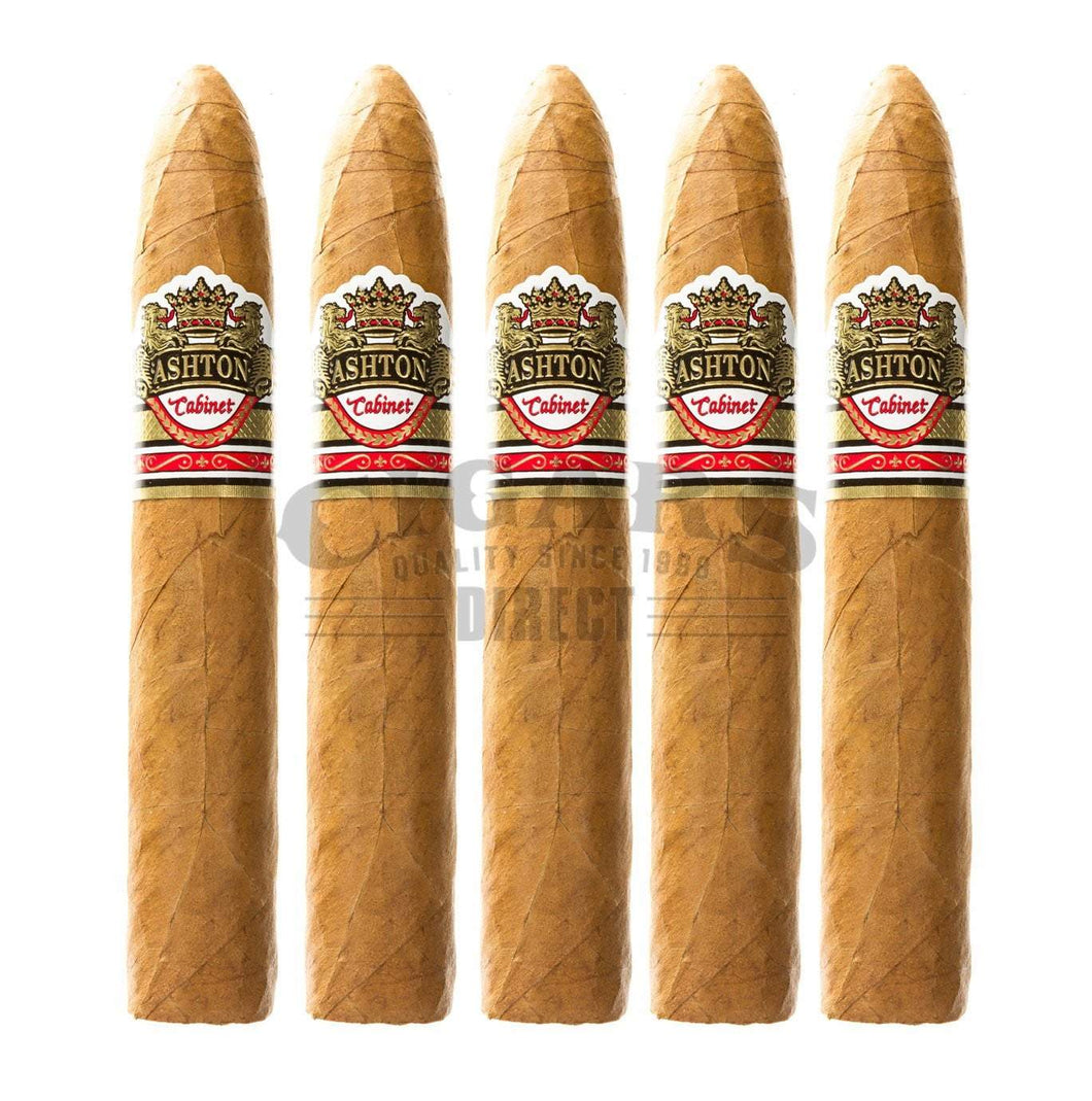 Ashton Cabinet Series Belicoso 5 Pack