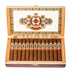 Ashton Symmetry Robusto Box Open