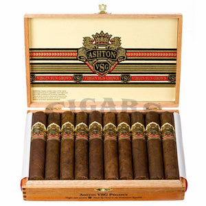 Ashton Vsg Pegasus Box Open