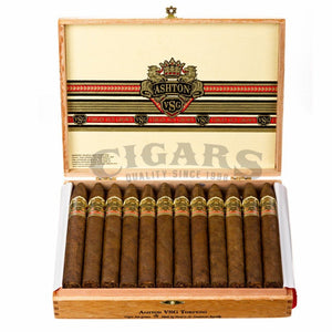 Ashton VSG Torpedo Open Box