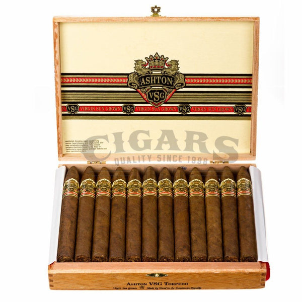 Load image into Gallery viewer, Ashton VSG Torpedo Open Box