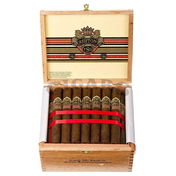 Load image into Gallery viewer, Ashton Vsg Wizard Box Open