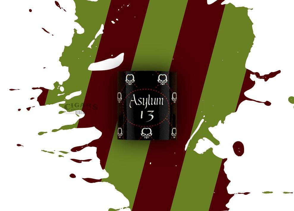 Asylum 13 Ogre Super 11 18 Band