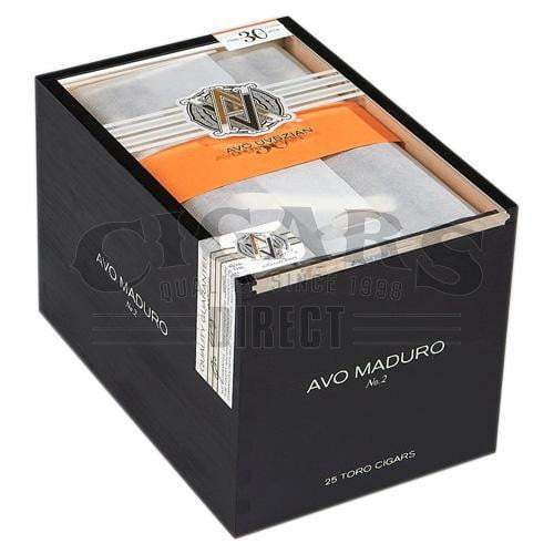 Load image into Gallery viewer, AVO 30 Years LE Maduro No.2 Closed Box