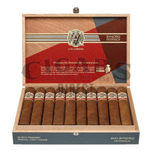 Load image into Gallery viewer, AVO Syncro Nicaragua Box Pressed Special Toro Open Box