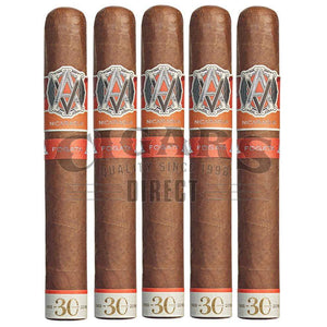 AVO Syncro Nicaragua Fogata 30 Year Limited Edition Toro 5 pack