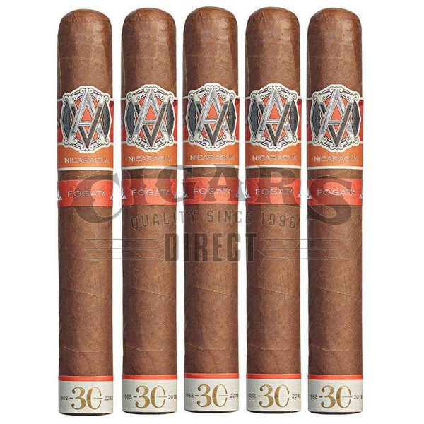Load image into Gallery viewer, AVO Syncro Nicaragua Fogata 30 Year Limited Edition Toro 5 pack