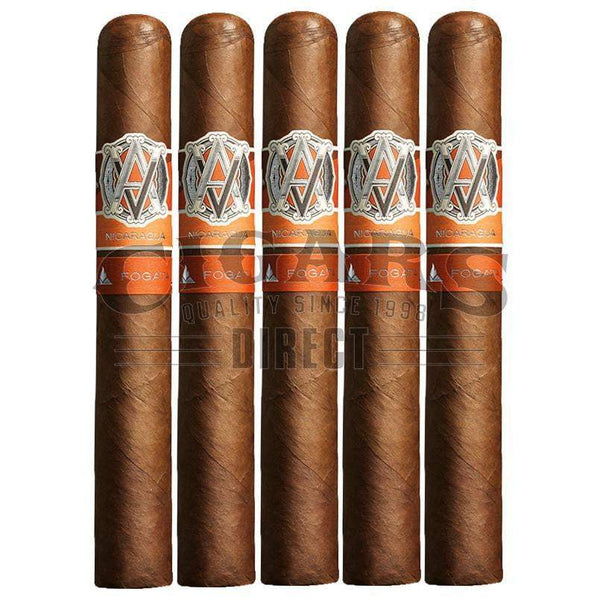 Load image into Gallery viewer, AVO Syncro Nicaragua Fogata Special Toro 5 Pack
