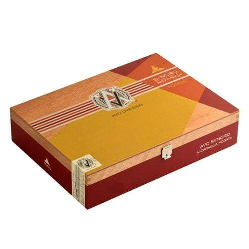 Load image into Gallery viewer, AVO Syncro Nicaragua Fogata Special Toro Closed Box