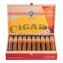 Load image into Gallery viewer, AVO Syncro Nicaragua Fogata Special Toro Open Box