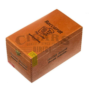 Baccarat Original Churchill Maduro Box Closed