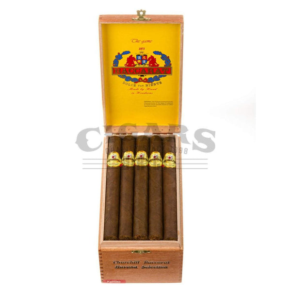 Load image into Gallery viewer, Baccarat Original Churchill Maduro Box Open