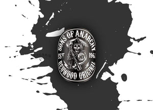 Black Crown Sons Of Anarchy Bobby Gordo Band