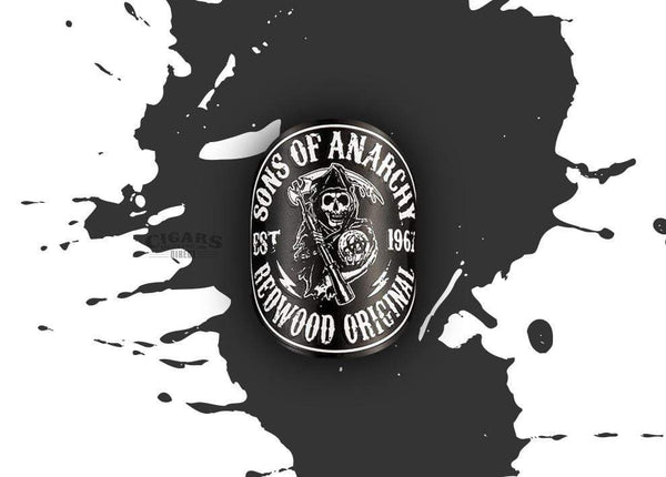 Load image into Gallery viewer, Black Crown Sons Of Anarchy Bobby Gordo Band
