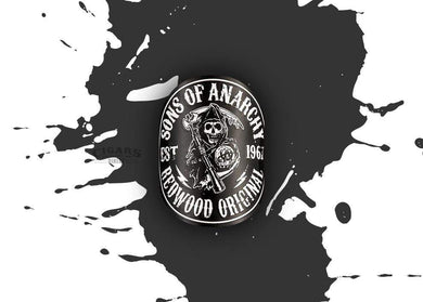 Sons of Anarchy Robusto Band