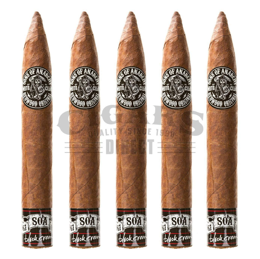 Sons of Anarchy Torpedo 5 Pack