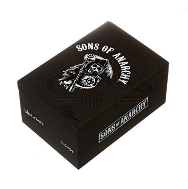 Sons of Anarchy Torpedo Box Closed