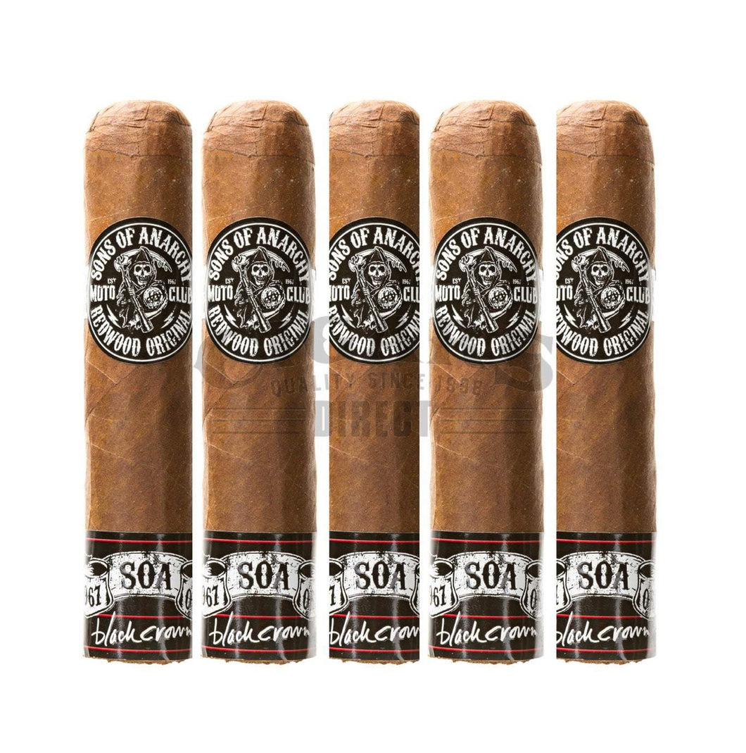 Sons of Anarchy Prospect 5 Pack