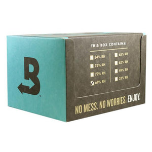 Boveda Packs 69 Percent