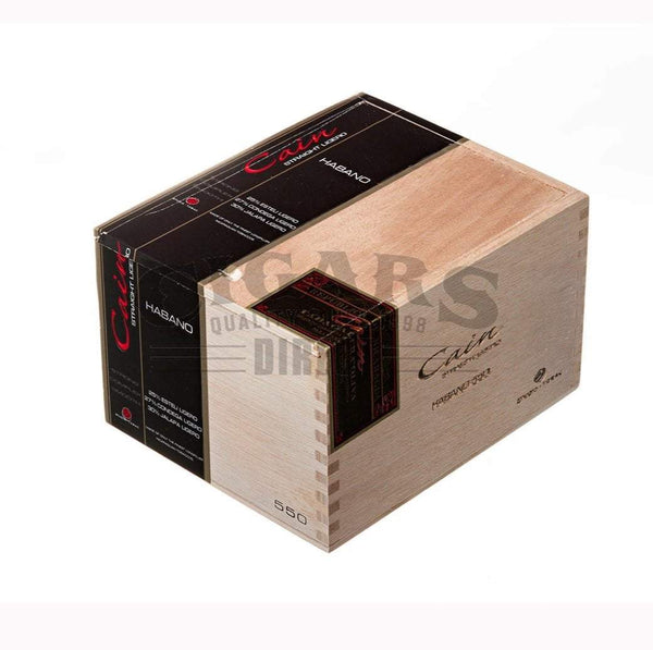 Load image into Gallery viewer, Cain Habano 550 Box Closed