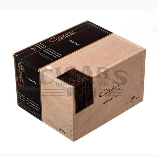 Load image into Gallery viewer, Cain Habano 654 T Box Closed