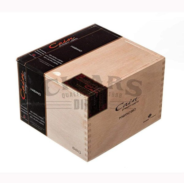 Load image into Gallery viewer, Cain Habano 660 Box Closed
