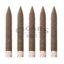Load image into Gallery viewer, Cain Maduro 654 Torpedo 5 Pack