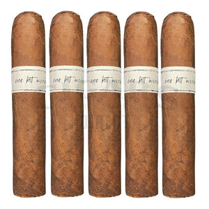 Caldwell Lost and Found One Hit Wonder Short Robusto 5Pack