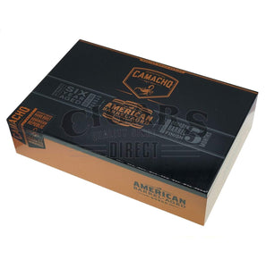 Camacho American Barrel Aged Gordo Box Closed