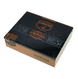 Camacho American Barrel Aged Toro Box Closed
