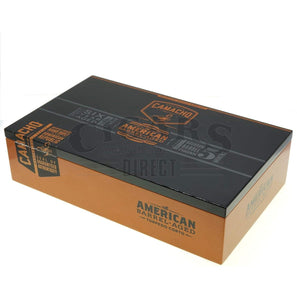 Camacho American Barrel Aged Torpedo Corto Box Closed