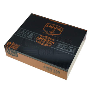 Camacho American Barrel Aged Torpedo Largo Box Closed