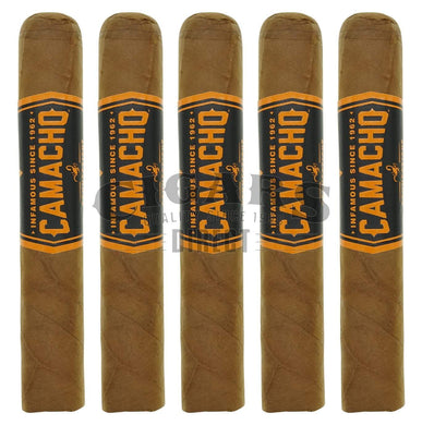 Camacho Connecticut Bxp Gordo 5 Pack
