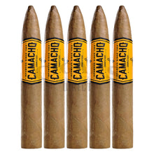 Load image into Gallery viewer, Camacho Connecticut Figurado 5 Pack