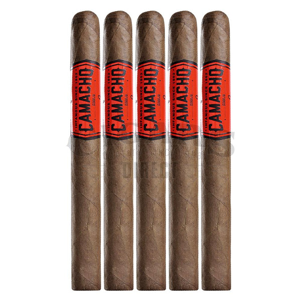Load image into Gallery viewer, Camacho Corojo Churchill 5 Pack
