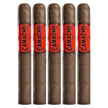 Load image into Gallery viewer, Camacho Corojo Gigante 5 Pack
