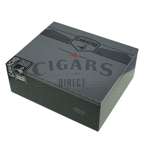 Camacho Coyolar Figurado Box Closed
