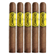 Load image into Gallery viewer, Camacho Criollo Toro 5 Pack