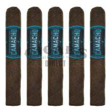 Load image into Gallery viewer, Camacho Ecuador Bxp Gordo 5 Pack