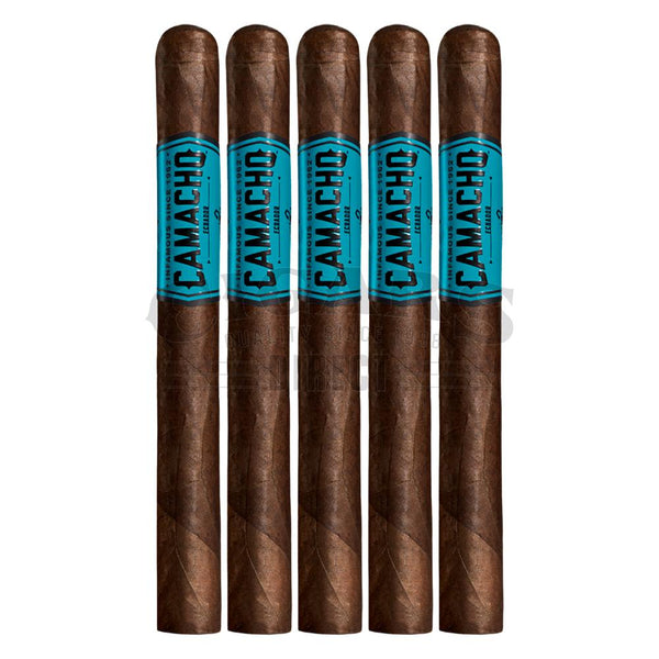 Load image into Gallery viewer, Camacho Ecuador Churchill 5 Pack