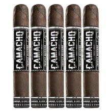 Load image into Gallery viewer, Camacho Triple Maduro Robusto 5 Pack