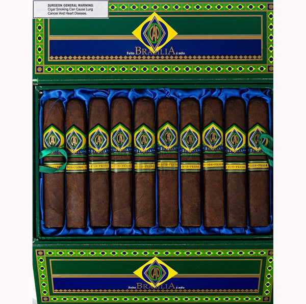 Load image into Gallery viewer, Cao Brazilia Box Press Toro Box Open
