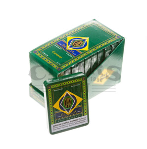 Cao Brazilia Cariocas Box Closed