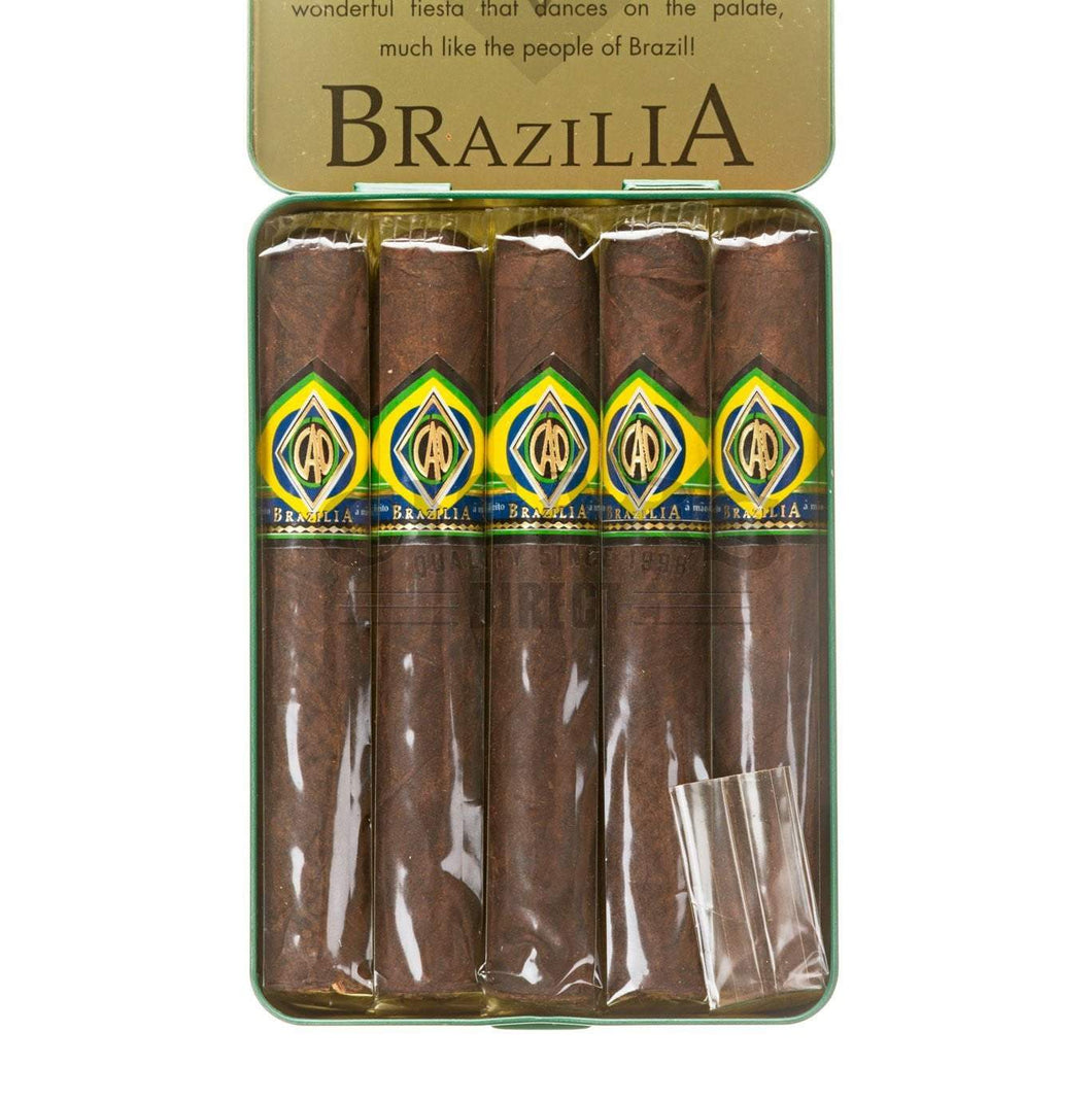 Cao Brazilia Cariocas Box Open