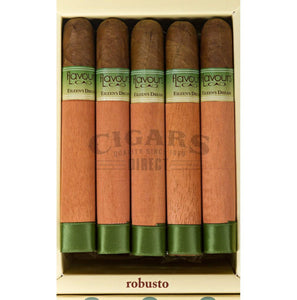 Cao Flavours Eileens Dream Robusto Box Open