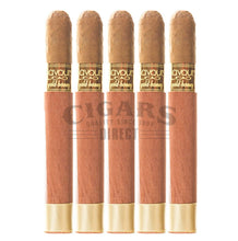 Load image into Gallery viewer, Cao Flavours Gold Honey Corona 5 Pack