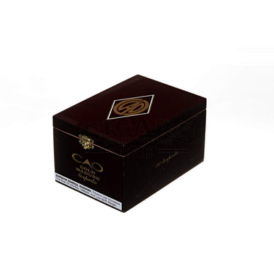 Cao Gold Maduro Torpedo Box Closed