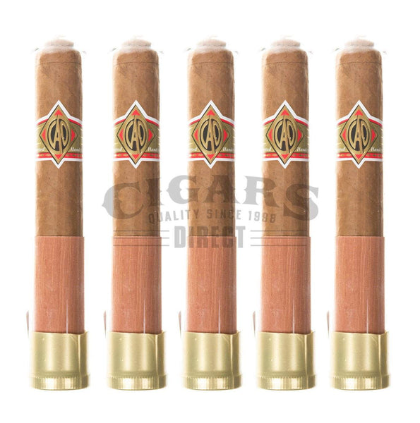 Load image into Gallery viewer, Cao Gold Robusto 5 Pack