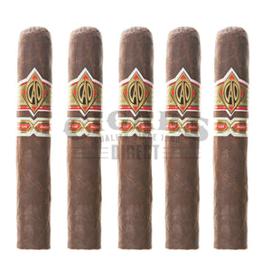 Cao Gold Robusto Maduro 5 Pack